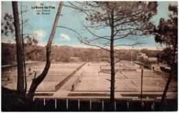 44 LA BAULE - Les Courts De Tennis - La Baule-Escoublac