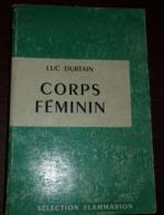Corps Féminin - Conquête Du Monde T4 - 1947 - Books, Magazines, Comics