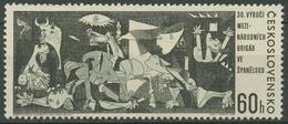 Tschechoslowakei 1966 Pablo Picasso Guernica 1637 Postfrisch - Czechoslovakia