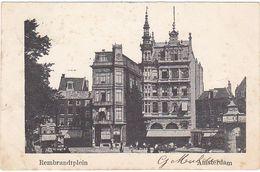 Amsterdam Rembrandtplein Het Gouden Hoofd Z103 - Amsterdam