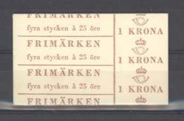 Suède  -  Carnets  :   Yv  C 575A  ** - Carnets