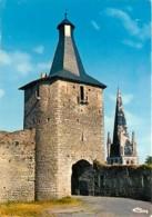 79 - Airvault - Le Donjon Et Le Clocher De L'église - Carte Neuve - CPM - Voir Scans Recto-Verso - Airvault