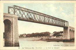 LA TRINITE SUR MER  -- Le Pont De Kérispert                 -- Janot 26 - La Trinite Sur Mer
