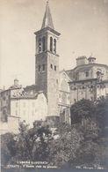 SPOLETO-PERUGIA-L'UMBRIA ILLUSTRATA-TILLI SERIE 2013-CARTOLINA VERA FOTOGRAFIA-NON VIAGGIATA -ANNO 1910-1920 - Perugia