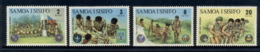 Samoa 1973 Boy Scouts MUH - Samoa