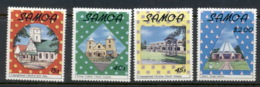 Samoa 1988 Xmas MUH - Samoa