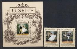 Seychelles 1986 Ballet Performance + MS MUH - Seychelles (1976-...)