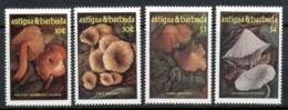 Antigua & Barbuda 1986 Funghi, Mushrooms MUH - Antigua Et Barbuda (1981-...)