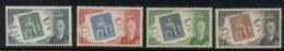 Barbados 1952 Stamp Centenary MUH - Barbados (1966-...)