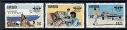 Barbuda 1979 Civil Aviation Org. ICAO MUH - Antigua Et Barbuda (1981-...)