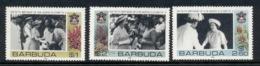 Barbuda 1986 QEII 60th Birthday MUH - Antigua Et Barbuda (1981-...)