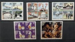 Barbuda 1977 Anniversaries MUH - Antigua Et Barbuda (1981-...)