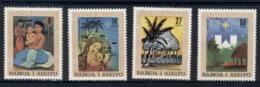 Samoa 1980 Xmas MUH - Samoa