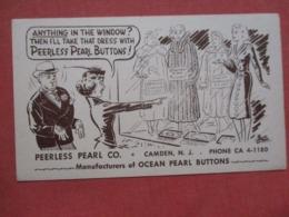 Peerlless Pearl Co  Camden NJ  Ref 4200- - Camden