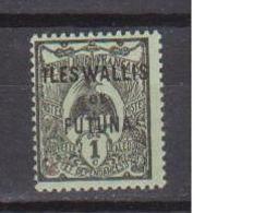 WALLIS ET FUTUNA        N°  YVERT   1 NEUF AVEC CHARNIERES      ( CHAR   03/55 ) - Wallis And Futuna