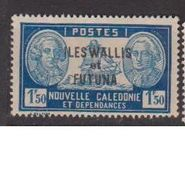 WALLIS ET FUTUNA        N°  YVERT  60     NEUF AVEC CHARNIERES      ( CHAR   03/56 ) - Unused Stamps