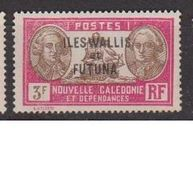 WALLIS ET FUTUNA        N°  YVERT  62    NEUF AVEC CHARNIERES      ( CHAR   03/56 ) - Unused Stamps