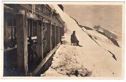 1912 Station Jungfraujoch - BE Berne