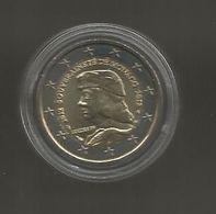 Monnaie Commémorative , EURO , Souveraineté De MONACO 1512 , 2012, Lucien 1 Er, 2 €,  3 Scans - Monaco