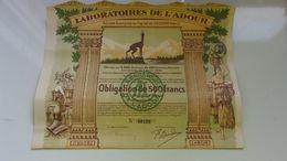LABORATOIRES DE L'ADOUR (séméac) - Unclassified