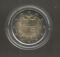 Monnaie Commémorative , EURO , ANDORRE, 2014, ANDORRA, 2 €,  3 Scans - Andorra