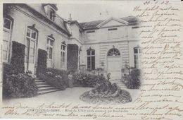 CHATILLON SUR SEINE                                   Hotel Du Xvii Siecle Construit Par Bouchardon           Timbree - Chatillon Sur Seine