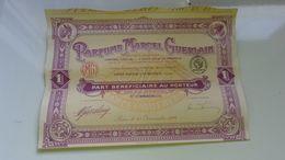 PARFUMS MARCEL GUERLAIN (1924) - Unclassified