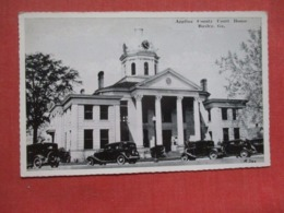 Appling County Court House  Baxley - Georgia  Ref 4201 - Etats-Unis