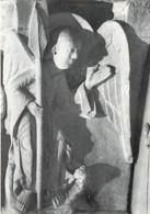71 - Perrecy Les Forges - L'Eglise - Montant Gauche De La Porte - L'archange Saint Michel Et Le Dragon - Art Religieux - - France
