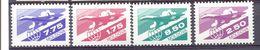 1992. Moldova, Air-mail  Post I, 4v, Mint/** - Moldawien (Moldau)