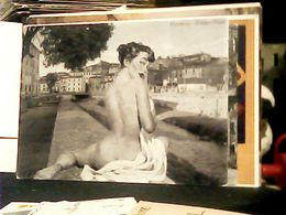 COSENZA LUNGO CRATI PIN UP NUDE DA ANTICA FOTO 1920 VB2019 LABEL HQ9846 - Cosenza