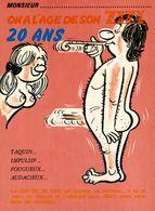 HUMOR Pin Up Ups Femme  Bikini  érotisme - Pin-Ups