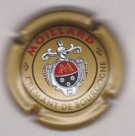 Capsule Mousseux ( MOILLARD , Crémant De Bourgogne ) {S28-20} - Mousseux