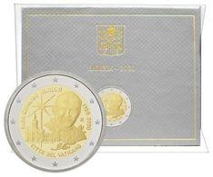 Vaticano 2euro Cc - Cent. Do Nasc. João Paulo II -2020 - Vaticano (Ciudad Del)