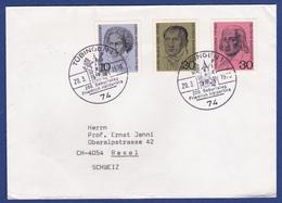Beleg (aa1200) - [7] Federal Republic