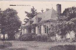 37 - FRANCUEIL - MAISON - Sonstige Gemeinden