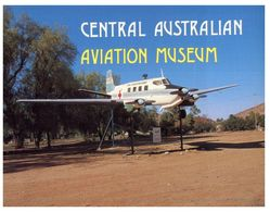 (B 26) Australia - NT - Alice Springs Aviation Museum - Royal Flying Doctor - Alice Springs