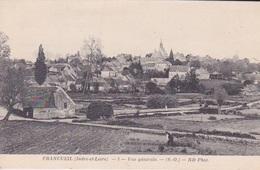 37 - FRANCUEIL - VUE GENERALE N°1 - Sonstige Gemeinden