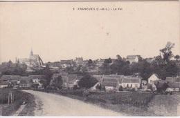 37 - FRANCUEIL - LE VAL N°2 - Sonstige Gemeinden