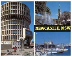 (B 26) Australia - NSW - Newcastle (3 Views) - Newcastle