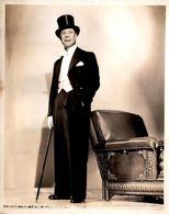 Grande Photo Originale Columbia Pictures Co. New York City - Comédien Joe E. Brown (1892-1973) - Célébrités