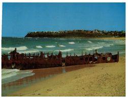 (B 26) Australia - QLD - Caloundra Wreck Of The Dickey (ship) - Sunshine Coast