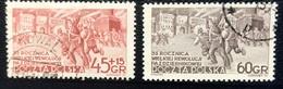 Polska - Poland - Polen - P1/7 - (°)used - 1952 - Oktoberrevolutie - Michel Nr. 779A#780A - Used Stamps