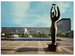 (B 26) Australia - ACT - Ethos Statue - Canberra (ACT)