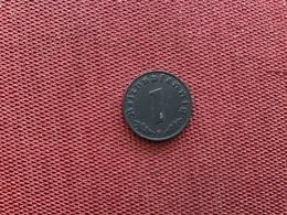 ALLEMAGNE Monnaie De 1 Pfennig 1941 G Jamais Circulée SPL - [ 4] 1933-1945 : Tercer Reich