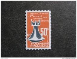 Polynésie: TB  N° 46 , Neuf XX. - Neufs