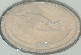 Moneda 2012. 5 Laari. Maldivas. KM 114. SC. Sin Circular - Maldives