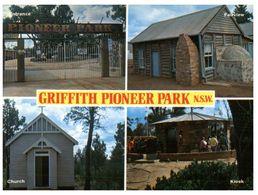 (B 28) Australia - NSW - Griffith Pioneer Park - Australia