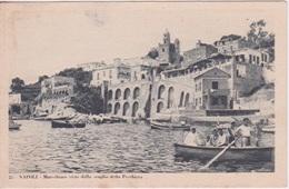 ITALIE - NAPOLI - NAPLES - BARQUE  DE PECHE - Napoli