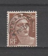 FRANCE / 1945-1951 / Y&T Préo N°  95 : Marianne De Gandon 2F50 Brun - Sans Gomme - Préoblitérés